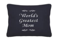 Item # P122 Worlds greatest Mom.