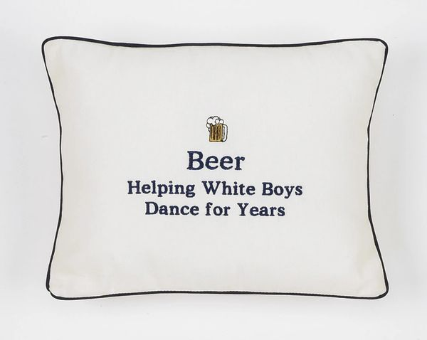 Item # P089 Beer helping white boys dance for years.