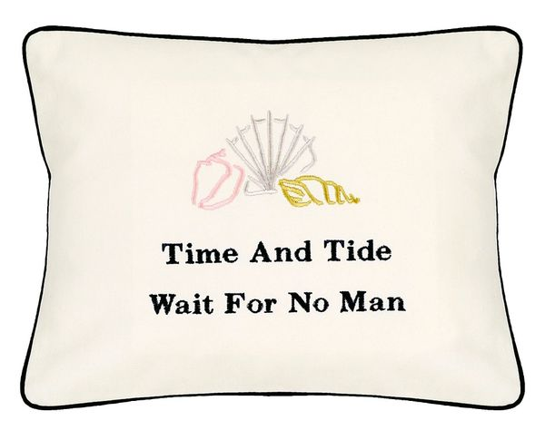Item # P098 Tide and tide wait for no man.