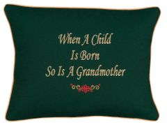 Item # P111 When a child is born so is a Grandmother.