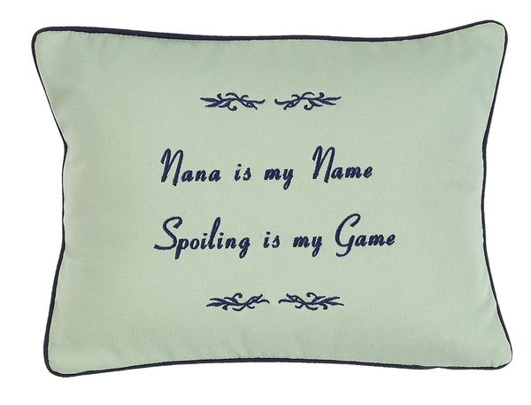 Item # P137 Nana is my name spoiling is my game.