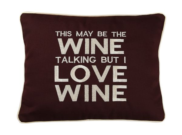 Item # P148 This may be the wine talking but I love wine.