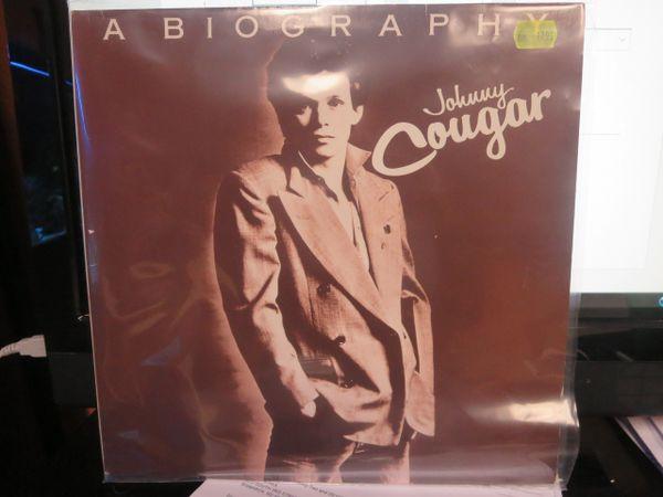 Johnny Cougar A Biography Rare Ex Generation Gap