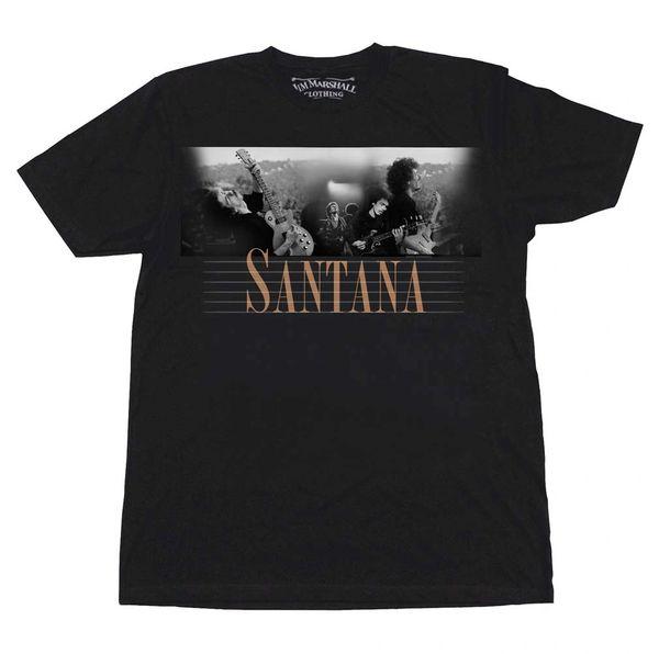 Carlos Santana Here And Then T Shirt Generation Gap