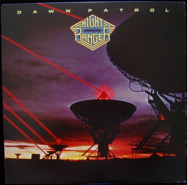 Night Ranger Dawn Patrol Vinyl Record Generation Gap