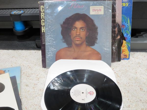 Prince Prince First Album Lover Generation Gap