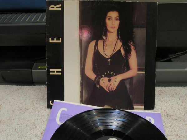 Cher Heart Of Stone Rare Import France Generation Gap