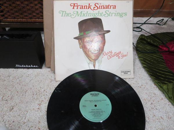 Frank Sinatra The Midnight Strings Generation Gap