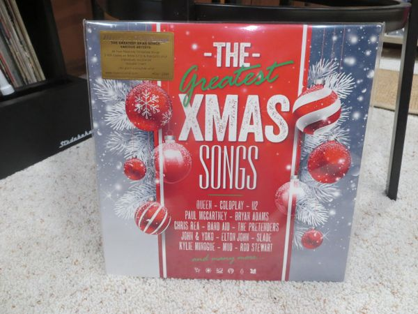 The Greatest Christmas Songs Double Lp Generation Gap