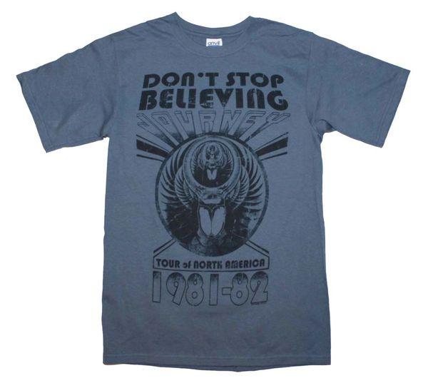 Journey Don T Stop Believing Event T Shirt Vinyl Records