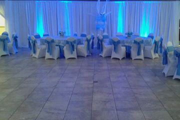 Pre-Wedding Miami decor, DJ Lightfoot Premier Entertainment