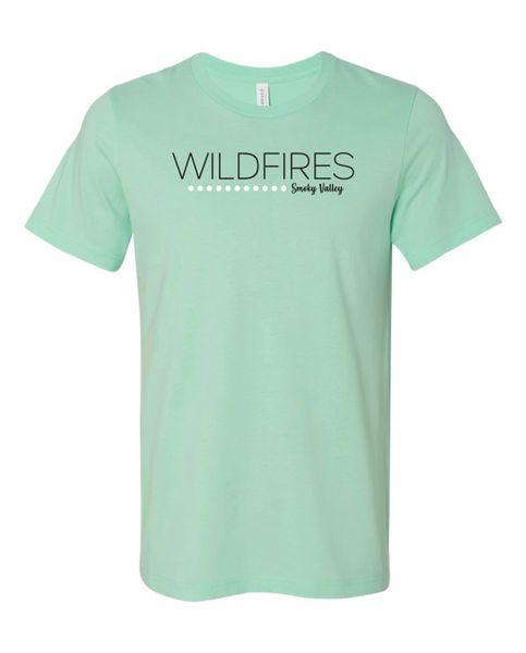 SVHS Wildfires SPONSOR SHIRT