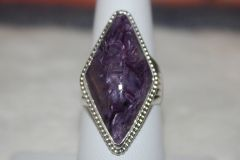 Charoite Ring - CH528 - SOLD