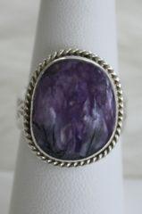 Charoite Ring - CH235