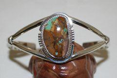Boulder Turquoise Bracelet - BL48