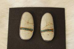 Boulder Turquoise Earrings - BL140