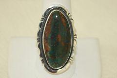 Fox Mine Turquoise Ring - R3960