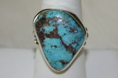 Easter Blue Turquoise Ring - R3606