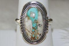 Boulder Turquoise Ring - BL3560