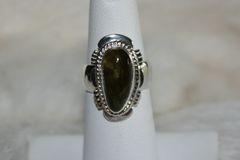 Fox Mine Turquoise Ring - R3840