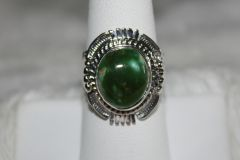 Emerald Valley Mine Turquoise Ring - R4406