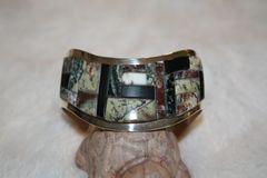 Serpentine Bracelet - BR144 - SOLD