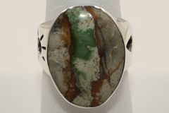 Boulder Turquoise Ring - BL4204