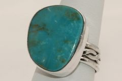 Harcross Mine Turquoise Ring - R3001 - SOLD