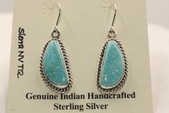 Sierra Nevada Mine Turquoise Earrings - ER5803