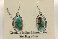 Boulder Turquoise Earrings - BL5120