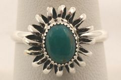 Emerald Valley Mine Turquoise Ring - R1446