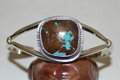 Boulder Turquoise Bracelet - BL49
