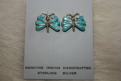 Butterfly Earrings - ER105 - SOLD