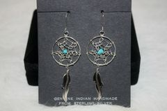 Dream Catcher Earrings - ER102 - SOLD