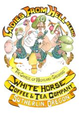 Kilted Ladies From Hell Blend - 1 lb bag
