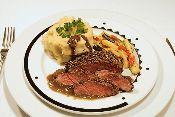 Buffalo Tenderloin Steak