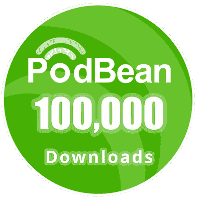 all eyes on fishing has over 100,000 downloads on podbean.