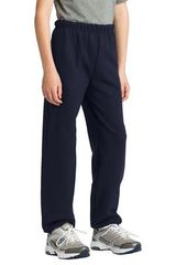 NCA PE Navy Sweatpants - Elastic cuff