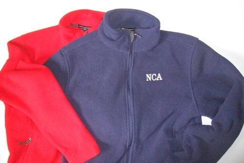 NCA Staff Fleece Jacket