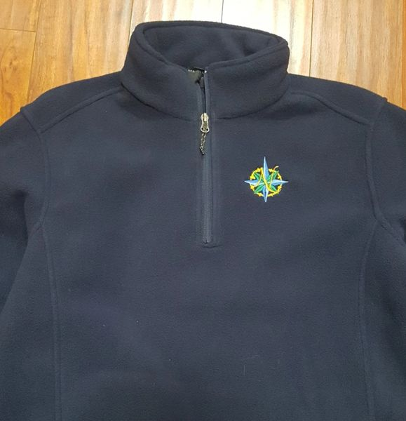 NCA Compass 3/4 Zip Fleece