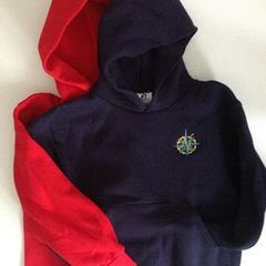 NCA Compass Hooded Sweatshirt