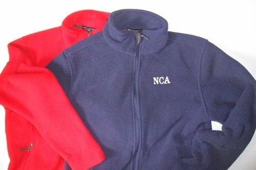 NCA Fleece Jacket
