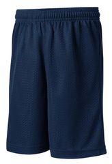 NCA PE Navy Mesh Shorts