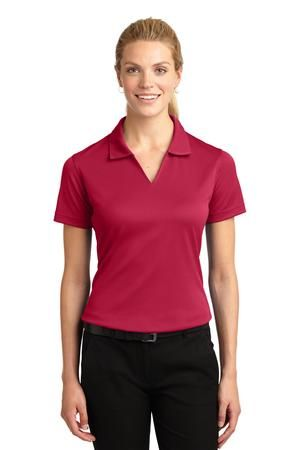 NCA Staff Ladies Short-Sleeve Polo Shirt