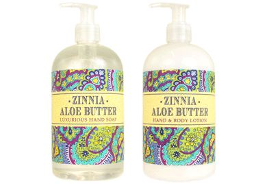 A Gift Set — ZINNIA ALOE BUTTER