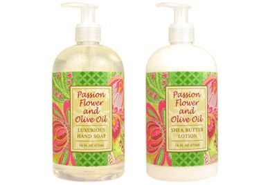 A Gift Set — PASSION FLOWER AND OLIVE OIL