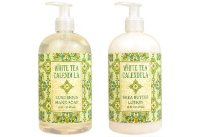 A Gift Set — WHITE TEA CALENDULA