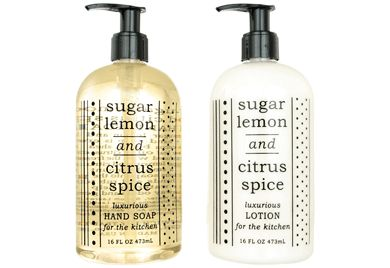 SUGAR LEMON AND CITRUS SPICE