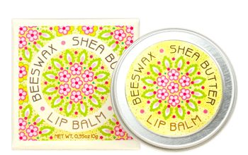 LEMON VERBENA BEESWAX LIP BALM