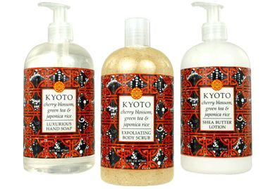KYOTO TRIO GIFT SET